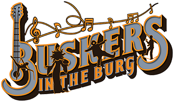Buskers in the Burg